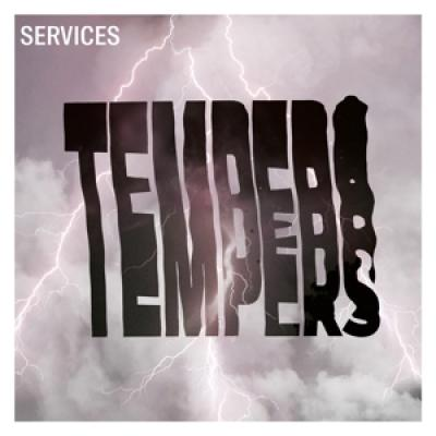 Tempers - Services (LP)