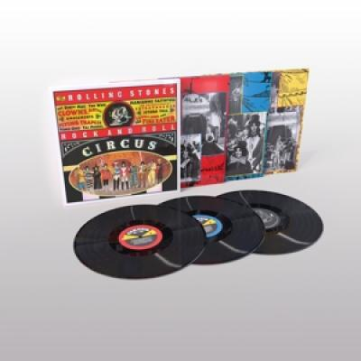 V/A - Rolling Stones Rock And Roll Circus (3LP)