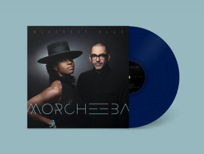 Morcheeba - Blackest Blue (On Blue Vinyl) (LP)