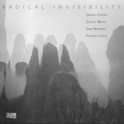 Carter, Daniel/Stelios Mihas/Irma Nejando/Federico Ughi - Radical Invisibility (LP)