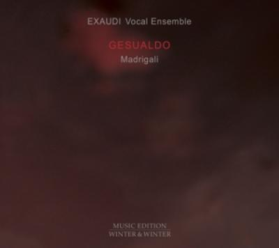 Exaudi Vocal Ensemble - Madrigali