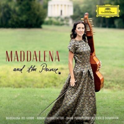 Gobbo, Maddalena Del - Maddalena And The Prince CD