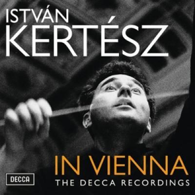 Kertesz, Istvan - In Vienna (The Decca Recordings) (20CD+BLURAY)