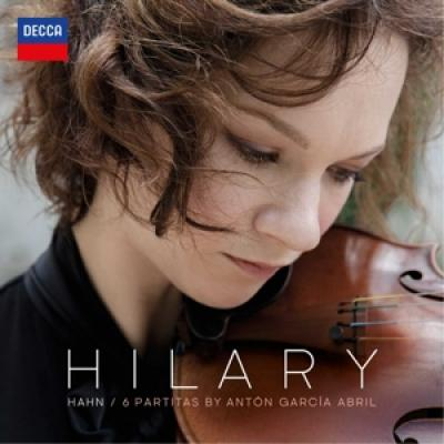 Hahn, Hilary - Garcia Abril: 6 Partitas LP