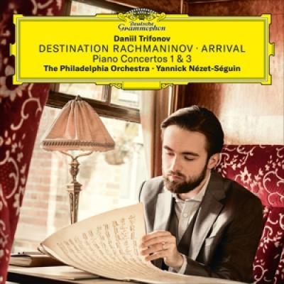 Trifonov, Daniil - Destination Rachmaninov: Arrival (2LP)