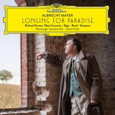 Mayer, Albrecht - Longing For Paradise CD