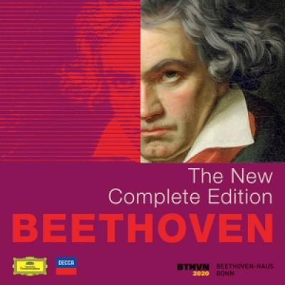 Beethoven, L. Van - Bthvn 2020 - Beethoven The New Complete (123CD)