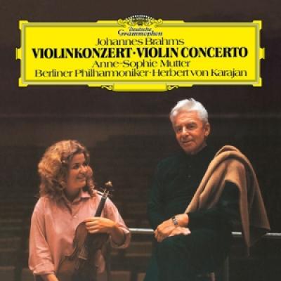 Brahms, J. - Violin Concerto In D Op.77 (LP)