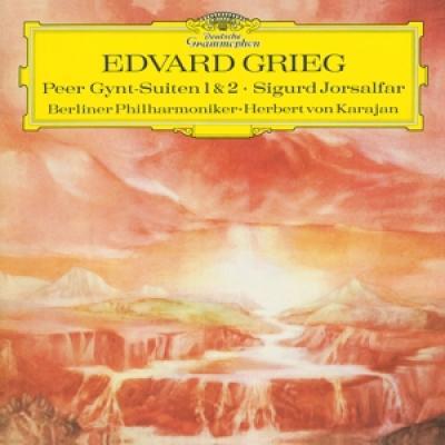 Grieg, E. - Peer Gynt Suite No.1 Op.46/Suite No.2 (LP)