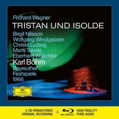 Wagner, R. - Tristan Und Isolde (3CD+BLURAY)