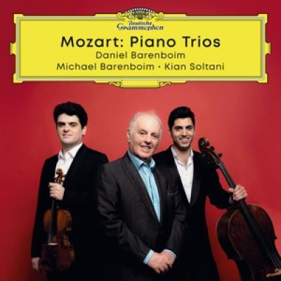 Mozart, W.A. - Complete Mozart Trios (Daniel Barenboim/Kian Soltani) (2CD)