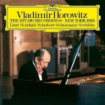Horowitz, Vladimir - Studio Recordings New York (LP)