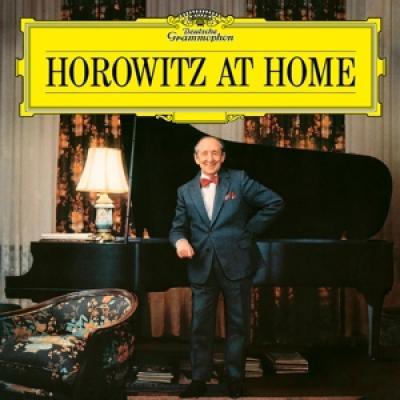 Horowitz, Vladimir - Horowitz At Home (LP)