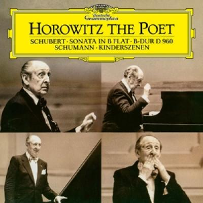 Horowitz, Vladimir - Horowitz The Poet (LP)