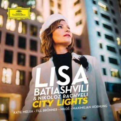 Batiashvili, Lisa & Rundfunk-Sinfonieorchester Berlin - City Lights