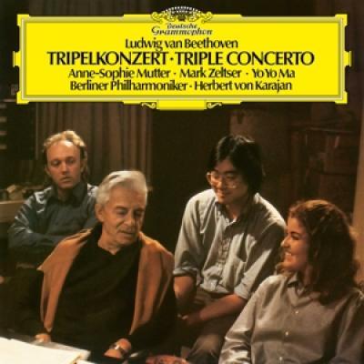 Beethoven, L. Van - Triple Concerto (LP)
