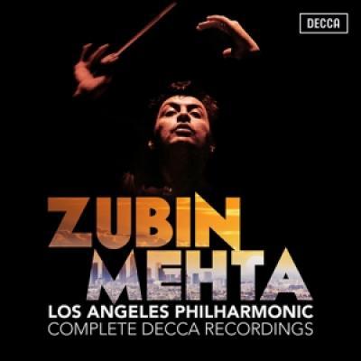 Mehta, Zubin - Zubin Mehta And The Los Angeles Philharmonic (38CD)