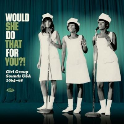 V/a - Would She Do That For You?! LP