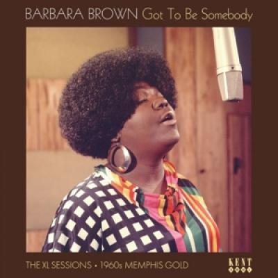 Brown, Barbara - Got To Be Somebody LP