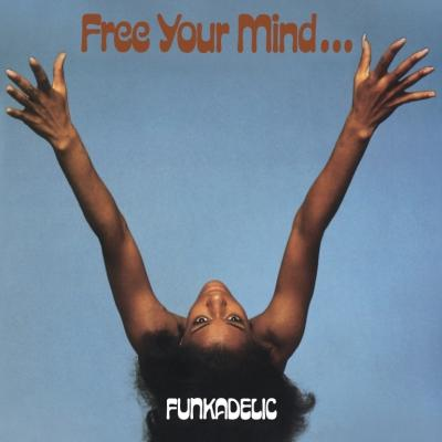 Funkadelic - Free Your Mind (Blue Vinyl) (LP)