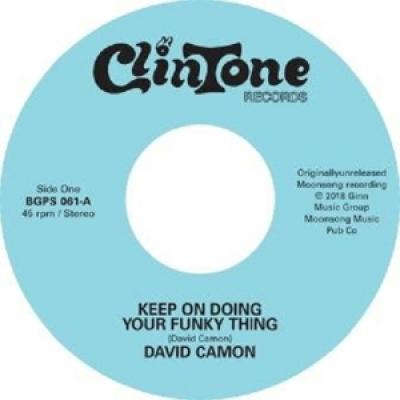 Camon, David/johnny Jacobs - 7-Keep On Doing Your Funky Thing / Ain't It Funky (Doing Your Own Thing) 7INCH