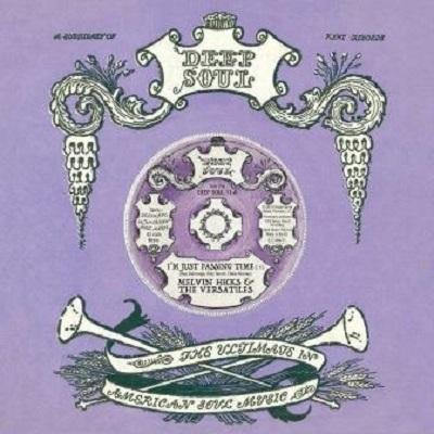 Hicks, Melvin & The Versatiles/lyrics - 7-I'm Just Passing Time / Now Girl 7INCH