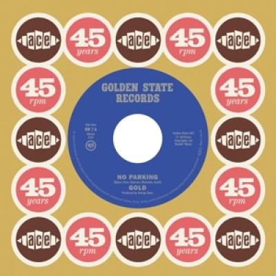 Gold - No Parking / No Parking (Alt Version) (7INCH)