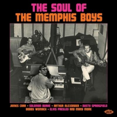 V/A - Soul Of The Memphis Boys