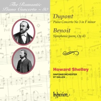 Howard Shelley - The Romantic Piano Concerto - 80