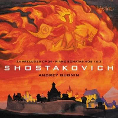 Andrey Gugnin - Preludes & Piano Sonatas