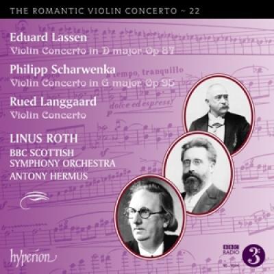 Bbc Scottish Symphony Orchestra Ant - The Romantic Violin Concerto ' 22