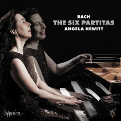 Angela Hewitt - The Six Partitas (2018 Recording) (2CD)