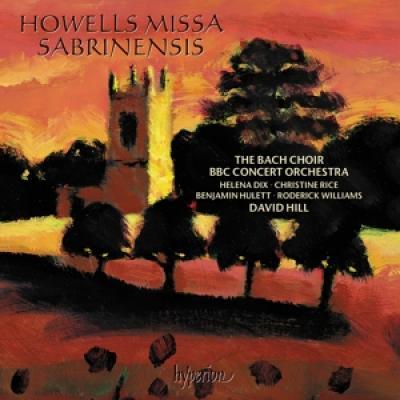 The Bach Choir David Hill - Missa Sabrinensis