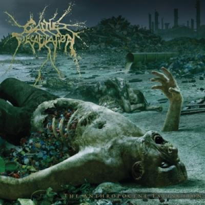 Cattle Decapitation - The Anthropocene Extinction (2LP)