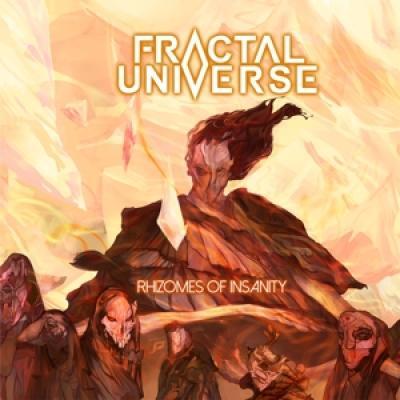 Fractal Universe - Rhizomes Of Insanity LP
