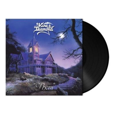 King Diamond - Them (Ri) (LP)