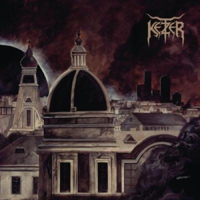 Ketzer - Endzeit Metropolis (Re-Issue) (LP)