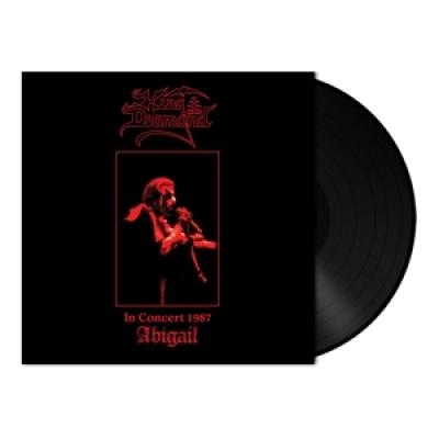 King Diamond - In Concert 1987 (Ri) (LP)