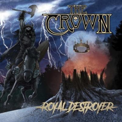 The Crown - Royal Destroyer (LP)