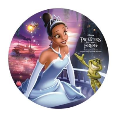 Ost - Princess And The Frog (LP)
