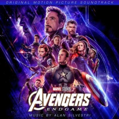 Ost - Avengers: Endgame (Music By Alan Silvestri) (LP)