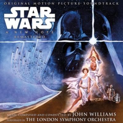 Ost - Star Wars: A New Hope (John Williams)