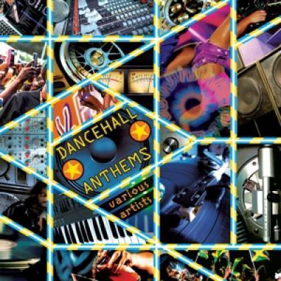 Various - Dancehall Anthems (LP)