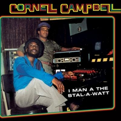 Cornell Campbell - I Am Man A The Stal-A-Watt (LP)