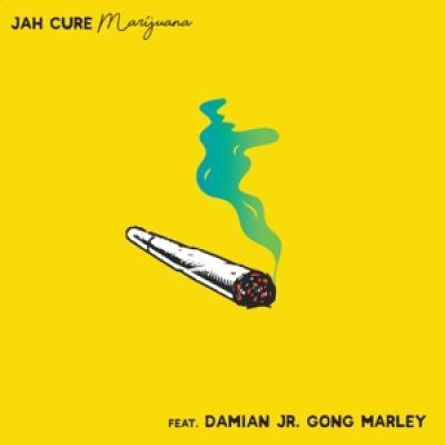 Marijuana Feat. Damian Jr Gong Marl - Jah Cure (7INCH)