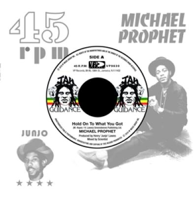Michael Prophet - Hold On To What You Got (7INCH)