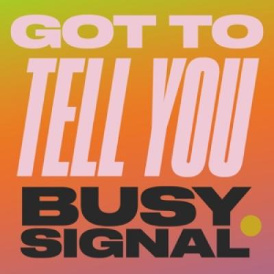 Busy Signal - Got To Tell You (7INCH)