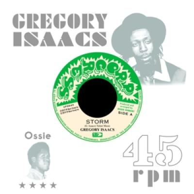 Gregory Isaacs - Storm (7INCH)