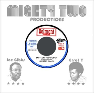 Gregory Isaacs & The Mighty Two & B - I Stand Accused (7INCH)