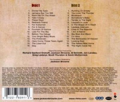 Browne, Jackson - Very Best Of (2CD)